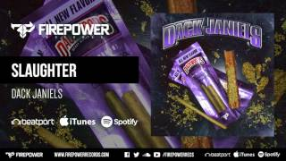 Dack Janiels - Slaughter [Firepower Records - Dubstep]