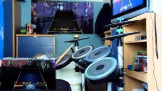 Bohemian Rhapsody - Queen Rock Band 3 Expert Pro Drums, Expert Guitar