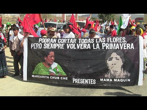 No More Evictions! The Struggle for Indigenous Land in Post-War Guatemala