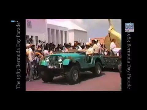 Live Video: 1983 & 1987 Bermuda Day Parade Highlights via CITV