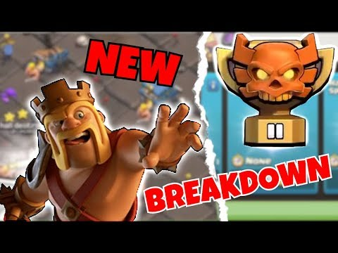 Clan war LEAGUE BREAKDOWN!