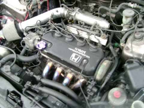 Craigslist 93 Honda civic motor for sale - YouTube