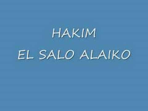 Hakim - El Salamo Alaiko