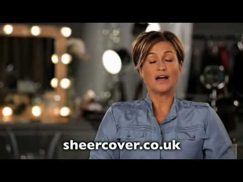 Emma Forbes gets HD Ready with Sheer Cover®