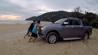 Тайланд. Mazda bt-50. Поиск полноприводных машин.