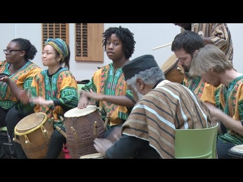RIT in :30 - African Percussion Ensemble