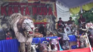 Download lagu SINGA-Singaan NGAMUK di Panggung, Gegerkan Ribuan Warga Ponorogo @Ngringinanom
