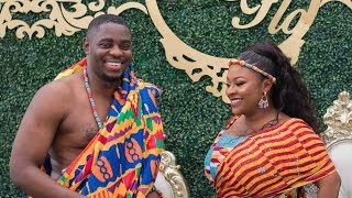 Florence & Stefano's Ghanaian Traditional Wedding In Accra | Wedding Planner - PlanIt Ghana
