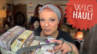 Beshe And Motown Tress WIG HAUL - Part One   ElevateStyles