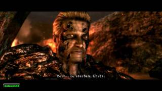 Resident Evil 5 Endboss and Ending (PC HD)