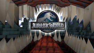 """Minecraft Dinosaurs   Jurassic Craft Modded Survival Ep 55! """"SAVING JURASSIC PARK"""""""