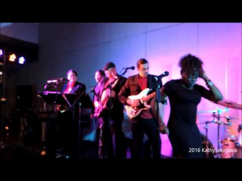 "Funk Vision  - ""It's All the Way Live"" -  Flash Dance @ Cupola Theater 8-19-16"