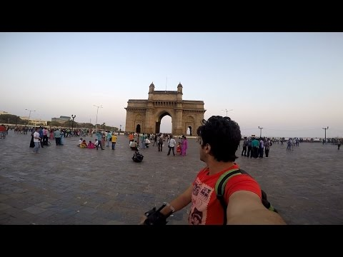 Mumbai | Gateway of India | Elephanta caves
