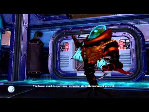 Ratchet & Clank Future: A Crack In Time Cutscenes With Subtitles HD