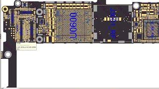 Ремонт IPhone 6s немає підсвічування і зображення,коротке замикання р. Москва