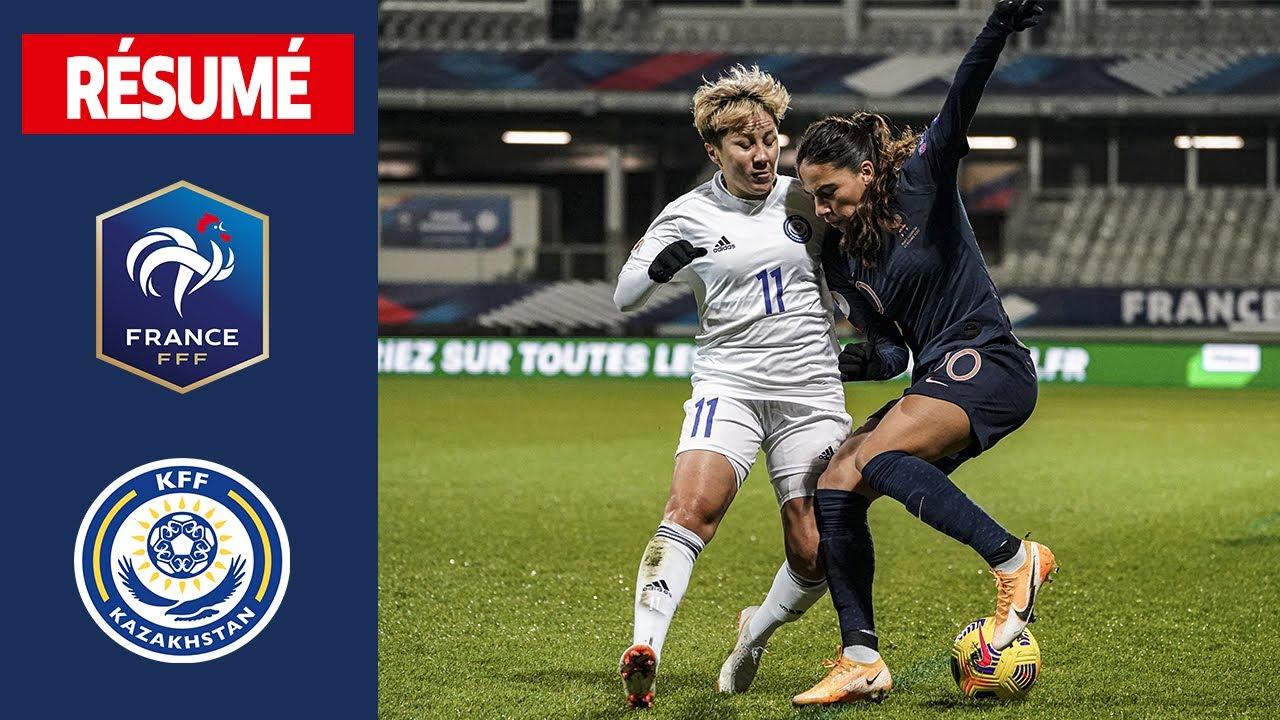 Download France 12-0 Kazakhstan,  le résumé I FFF 2020