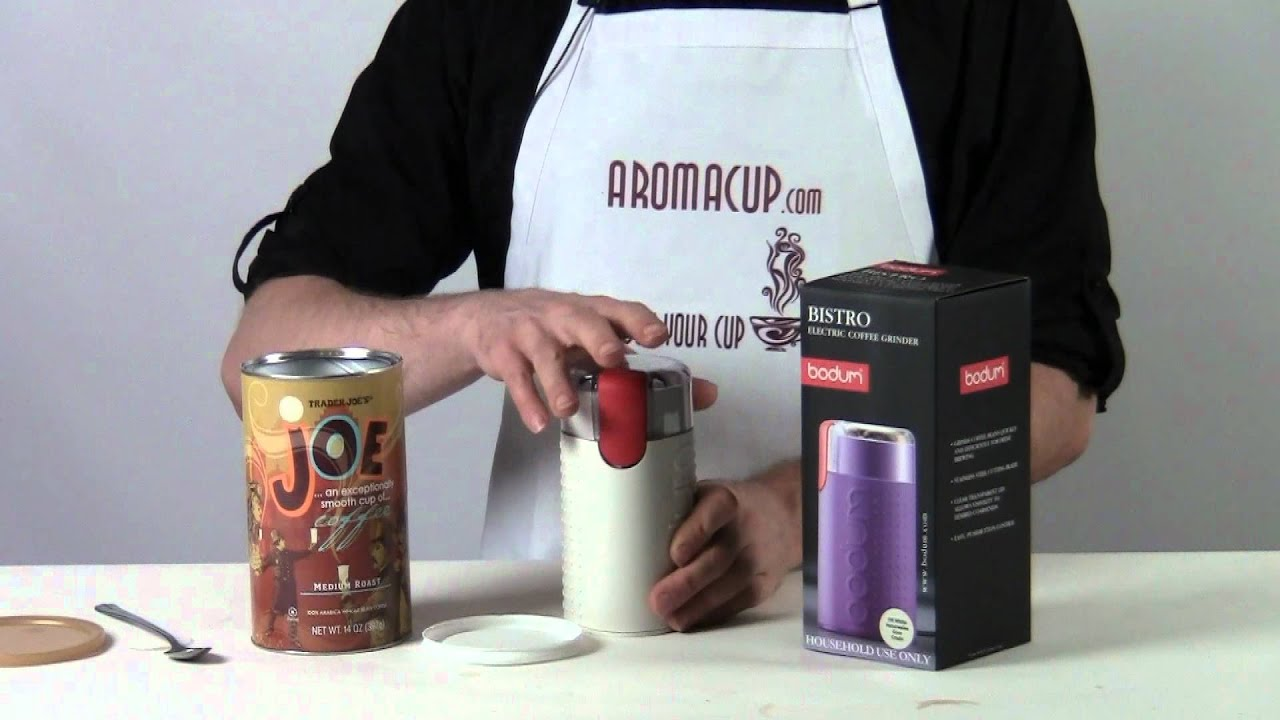 Bodum Bistro Electric Coffee Blade Grinder Uk Review 2019