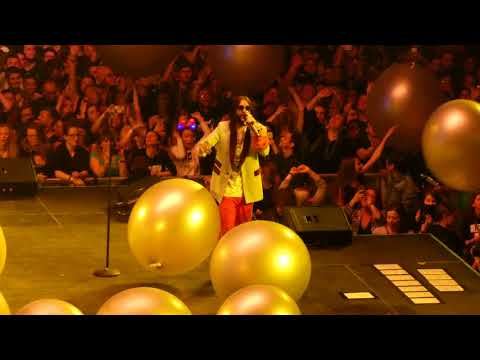 30 seconds to Mars - Dangerous Night - live, Munich 2018