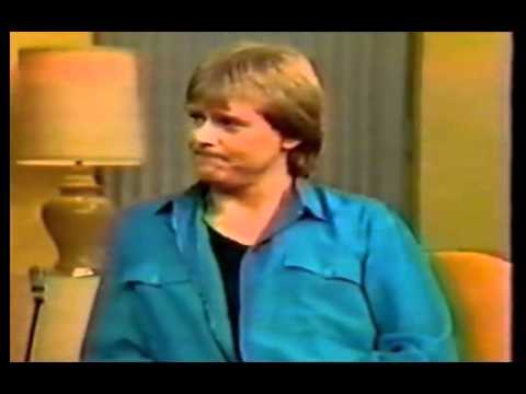 John Farnham - Little River Band Interview 1983 Glenn Wheatley