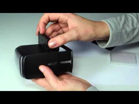 Ink cartridge change Printy (P3)