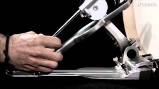 PERFECT BALANCE PEDAL BY JOJO MAYER setup instruction video | Part One