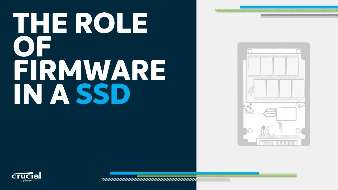 The Role of SSD Firmware