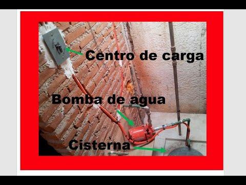 Como Instalar Una Bomba De Agua Automática Centrifuga Y Su Funcionamiento