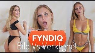 Bild vs Verklighet | Fyndiq Bikinis