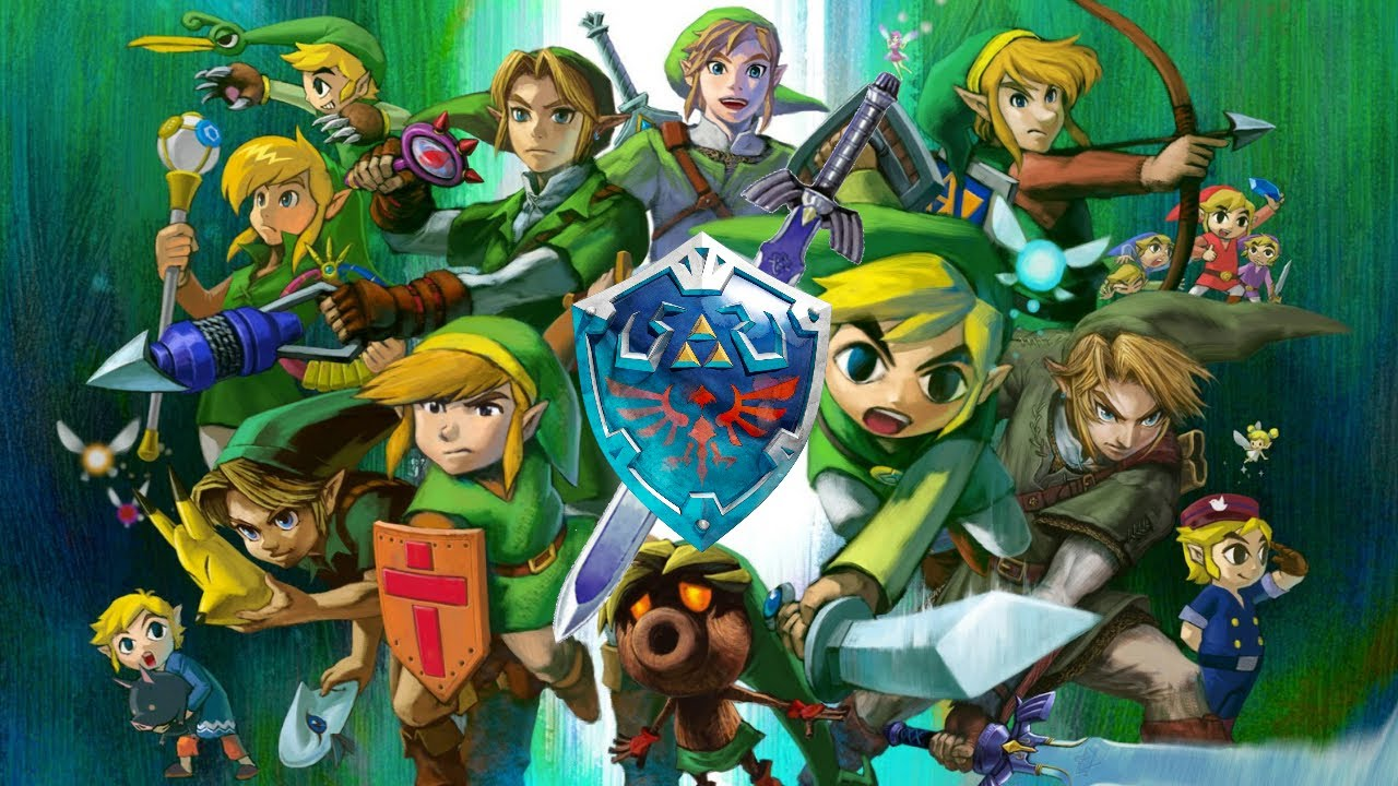 Top 10 Legend of Zelda Games   YouTube Top 10 Legend of Zelda Games