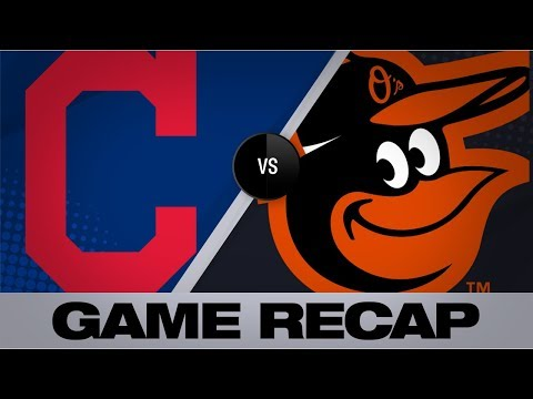 Sisco, Santander power O's to 13-0 win | Indians-Orioles Game Highlights 6/28/19