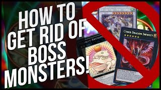 How to Beat Boss Monsters!