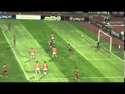 VIDEO | Gol de Armando Maita | Caracas FC 1 - 0 Deportivo La Guaira | Copa Venezuela 2015