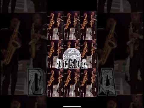 Moon – Kanye West – Donda (CTK Sax Cover)