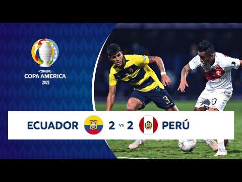 Ecuador Peru Goals And Highlights
