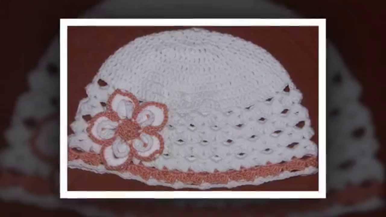 вязаные шапочки для детей схема