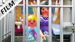 Video Playmobil Film Deutsch - KNASTSCHWESTERN! HANNAH UND BÖSE LEHRERIN IM GEFÄNGNIS! Familie Vogel download MP3, 3GP, MP4, WEBM, AVI, FLV April 2018