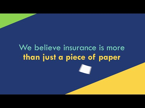 Insurance Is More Than Just A Piece of Paper thumbnail