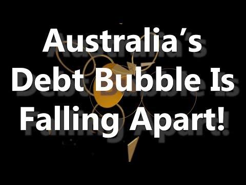 Australia's Debt Bubble Is Falling Apart!