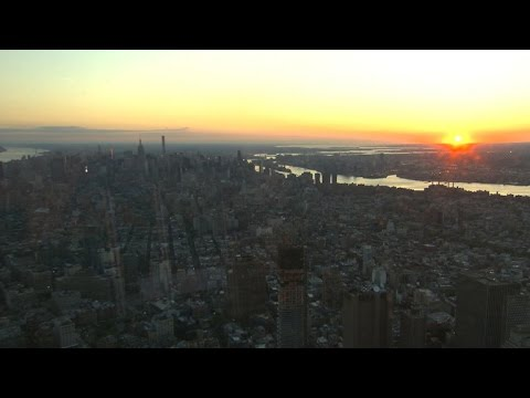 What it's like atop One World Trade Center
