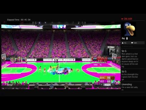NBA 2k17 Pink Diamond Dwyane Wade Gameplay!!!!!!!