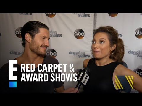 """Ginger Zee and Val Have Work to Do on """"DWTS"""" 