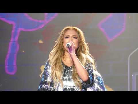 Jennifer Lopez - Dinero  - Jenny From the Block - All I Have - Las Vegas - June 14, 2018