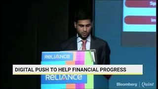 Anmol Ambani Gets Phygital At Reliance Capital AGM