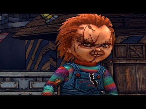 Chucky: Slash & Dash IPhone 5S IOS 7.0.3 HD Gameplay Trailer