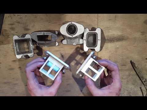 Лепестковые клапаны на ИЖ Юпитер. Изготовление лепесткового клапана