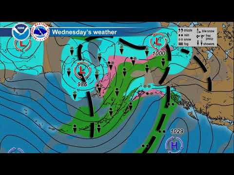 April 24, 2018 Alaska Weather Daily Briefing