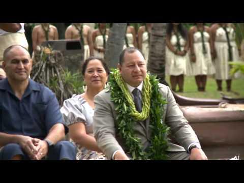 Tonga Village Grand Opening B-Roll