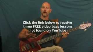 easy bass guitar song lesson zombie the cranberries
