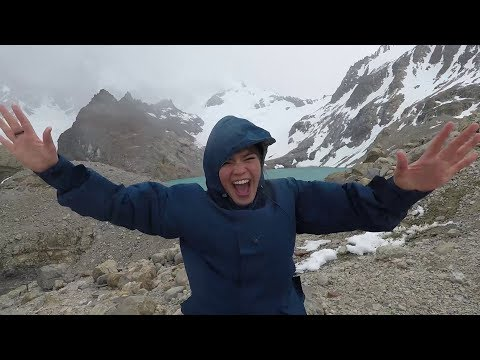 Patagonia - Los Glaciares National Park Dec 2017 with children