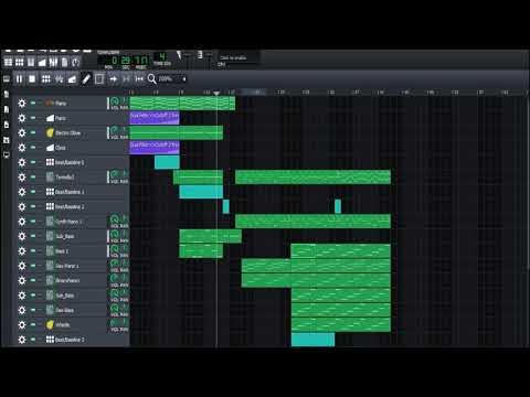 Kygo - Firestone | LMMS Remake by Anthony